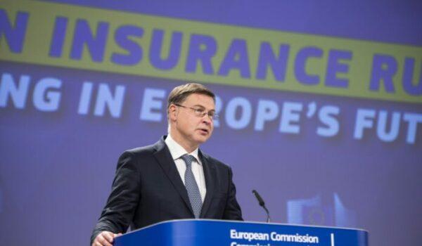 """Ue, Dombrovskis """"Il Patto di Stabilità ha funzionato"""""""